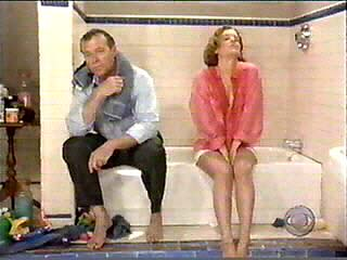 Bloss in the tub, July '99