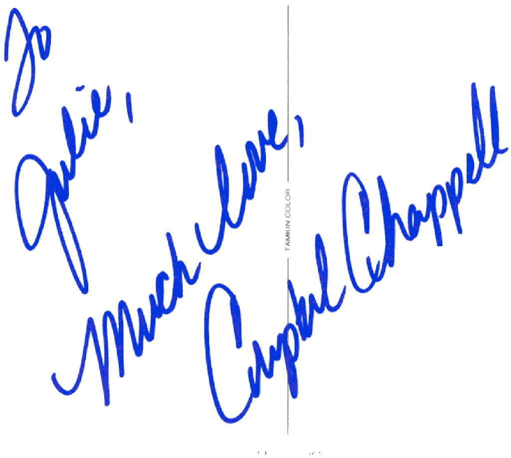 Crystal's Signature