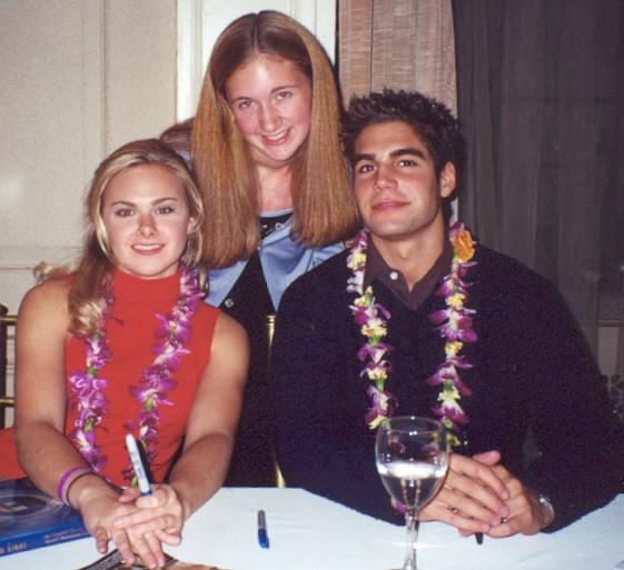 Laura Bell Bundy, Julie and Jordi Vilasuso
