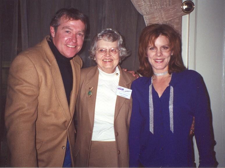 Jerry, my grandma, Liz!