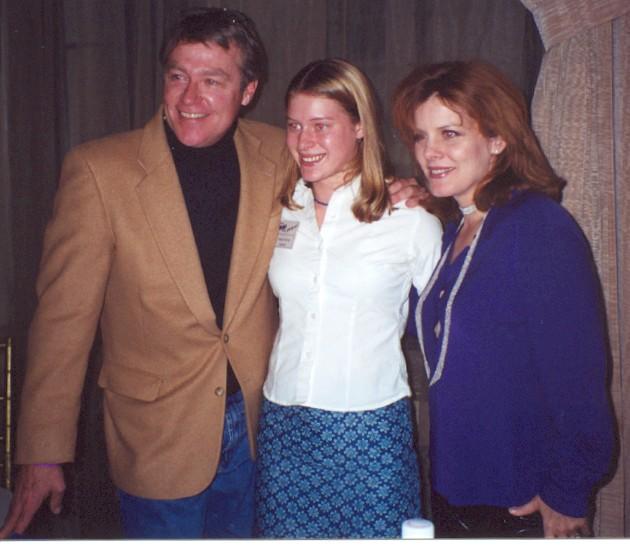 Jerry, Lindsay, Liz