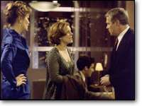 Blake confronts India and Ross